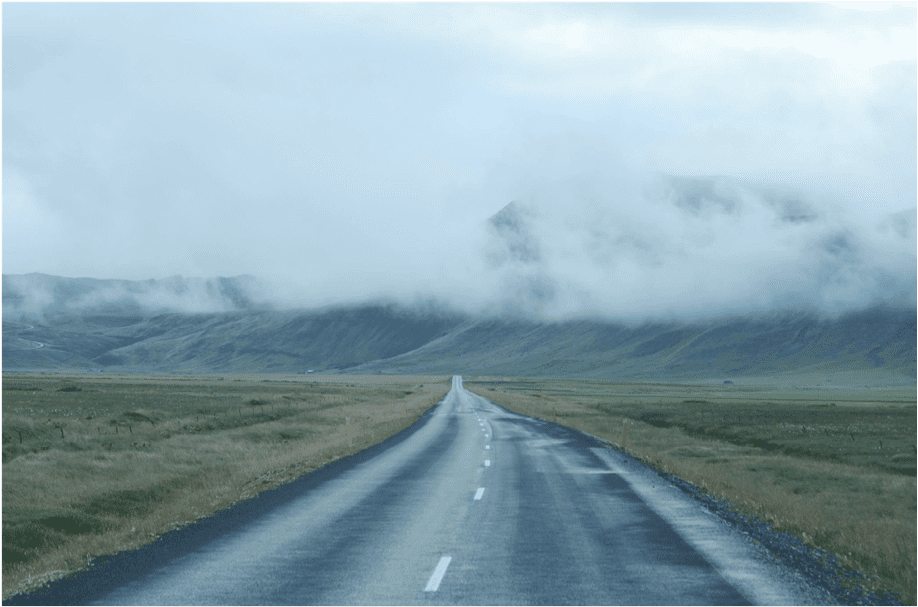 iceland photo essay road