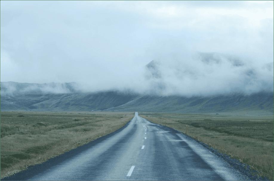 iceland photo essay road