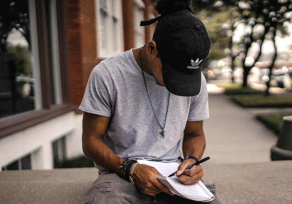 writer mindfulness