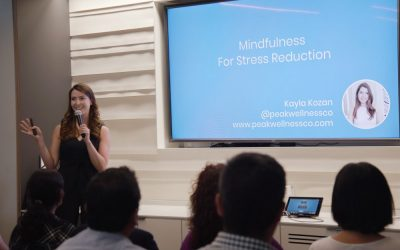 How Mindfulness Is Helping Brands Boost Culture, Performance & Mental Health With Kayla Kozan